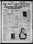 Spartan Daily, April 9, 1956 by San Jose State University, School of Journalism and Mass Communications