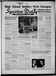Spartan Daily, April 17, 1956 by San Jose State University, School of Journalism and Mass Communications