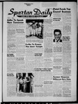 Spartan Daily, April 18, 1956 by San Jose State University, School of Journalism and Mass Communications
