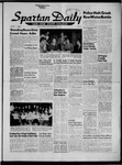 Spartan Daily, April 20, 1956 by San Jose State University, School of Journalism and Mass Communications