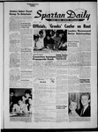Spartan Daily, April 23, 1956 by San Jose State University, School of Journalism and Mass Communications