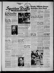 Spartan Daily, April 25, 1956 by San Jose State University, School of Journalism and Mass Communications