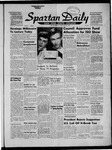 Spartan Daily, April 26, 1956 by San Jose State University, School of Journalism and Mass Communications