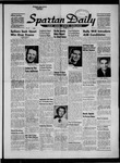 Spartan Daily, April 27, 1956 by San Jose State University, School of Journalism and Mass Communications