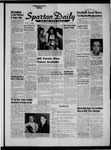 Spartan Daily, April 30, 1956 by San Jose State University, School of Journalism and Mass Communications