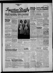 Spartan Daily, May 1, 1956 by San Jose State University, School of Journalism and Mass Communications