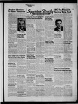 Spartan Daily, May 2, 1956 by San Jose State University, School of Journalism and Mass Communications