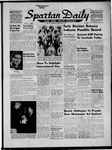 Spartan Daily, May 4, 1956 by San Jose State University, School of Journalism and Mass Communications