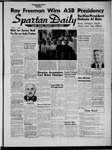 Spartan Daily, May 7, 1956 by San Jose State University, School of Journalism and Mass Communications