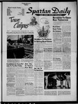 Spartan Daily, May 9, 1956 by San Jose State University, School of Journalism and Mass Communications