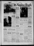 Spartan Daily, May 11, 1956 by San Jose State University, School of Journalism and Mass Communications