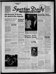 Spartan Daily, May 25, 1956 by San Jose State University, School of Journalism and Mass Communications