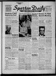 Spartan Daily, May 28, 1956 by San Jose State University, School of Journalism and Mass Communications