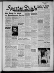 Spartan Daily, May 29, 1956 by San Jose State University, School of Journalism and Mass Communications