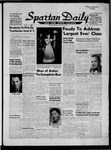 Spartan Daily, May 31, 1956 by San Jose State University, School of Journalism and Mass Communications