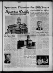 Spartan Daily, September 24, 1956 by San Jose State University, School of Journalism and Mass Communications