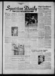 Spartan Daily, September 28, 1956 by San Jose State University, School of Journalism and Mass Communications
