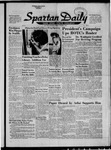 Spartan Daily, October 2, 1956 by San Jose State University, School of Journalism and Mass Communications