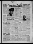 Spartan Daily, October 3, 1956 by San Jose State University, School of Journalism and Mass Communications