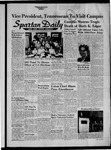Spartan Daily, October 4, 1956 by San Jose State University, School of Journalism and Mass Communications