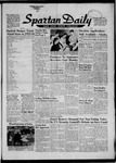 Spartan Daily, October 5, 1956 by San Jose State University, School of Journalism and Mass Communications