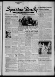 Spartan Daily, October 8, 1956 by San Jose State University, School of Journalism and Mass Communications