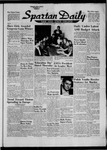 Spartan Daily, October 9, 1956 by San Jose State University, School of Journalism and Mass Communications