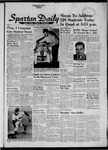 Spartan Daily, October 10, 1956 by San Jose State University, School of Journalism and Mass Communications