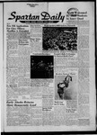 Spartan Daily, October 11, 1956 by San Jose State University, School of Journalism and Mass Communications