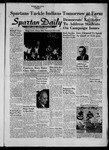 Spartan Daily, October 12, 1956 by San Jose State University, School of Journalism and Mass Communications