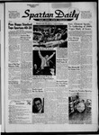 Spartan Daily, October 15, 1956 by San Jose State University, School of Journalism and Mass Communications