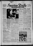 Spartan Daily, October 17, 1956 by San Jose State University, School of Journalism and Mass Communications