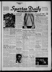 Spartan Daily, October 18, 1956 by San Jose State University, School of Journalism and Mass Communications