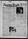 Spartan Daily, October 19, 1956 by San Jose State University, School of Journalism and Mass Communications