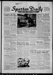 Spartan Daily, October 24, 1956 by San Jose State University, School of Journalism and Mass Communications