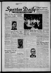 Spartan Daily, October 25, 1956 by San Jose State University, School of Journalism and Mass Communications