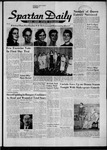 Spartan Daily, October 26, 1956 by San Jose State University, School of Journalism and Mass Communications