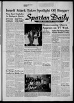 Spartan Daily, October 30, 1956 by San Jose State University, School of Journalism and Mass Communications
