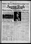 Spartan Daily, November 2, 1956 by San Jose State University, School of Journalism and Mass Communications