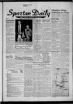 Spartan Daily, November 5, 1956 by San Jose State University, School of Journalism and Mass Communications