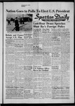 Spartan Daily, November 6, 1956 by San Jose State University, School of Journalism and Mass Communications