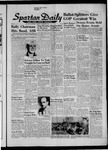 Spartan Daily, November 8, 1956 by San Jose State University, School of Journalism and Mass Communications
