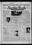 Spartan Daily, November 9, 1956 by San Jose State University, School of Journalism and Mass Communications