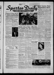 Spartan Daily, November 13, 1956 by San Jose State University, School of Journalism and Mass Communications