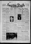 Spartan Daily, November 15, 1956 by San Jose State University, School of Journalism and Mass Communications