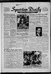 Spartan Daily, November 16, 1956 by San Jose State University, School of Journalism and Mass Communications