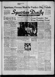 Spartan Daily, November 21, 1956 by San Jose State University, School of Journalism and Mass Communications