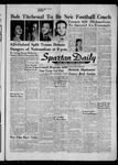Spartan Daily, November 29, 1956 by San Jose State University, School of Journalism and Mass Communications