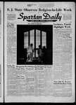 Spartan Daily, December 3, 1956 by San Jose State University, School of Journalism and Mass Communications