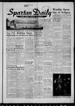 Spartan Daily, December 5, 1956 by San Jose State University, School of Journalism and Mass Communications